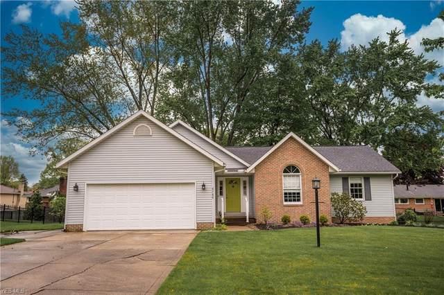 8780 Glenarden Circle NW, Massillon, OH 44646 (MLS #4191218) :: RE/MAX Edge Realty