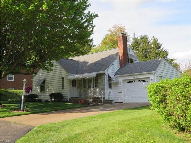 190 Oneida Avenue NW, Canton, OH 44708 (MLS #4191228) :: The Holly Ritchie Team
