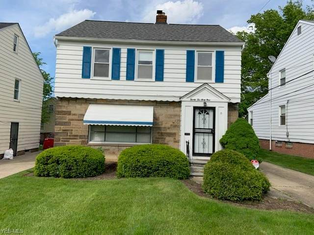 2249 N Taylor, Cleveland Heights, OH 44112 (MLS #4191270) :: Tammy Grogan and Associates at Cutler Real Estate