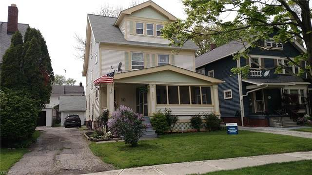 1214 Jackson Avenue, Lakewood, OH 44107 (MLS #4191285) :: RE/MAX Above Expectations