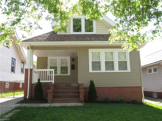 3635 W 122 Street, Cleveland, OH 44111 (MLS #4191300) :: RE/MAX Above Expectations