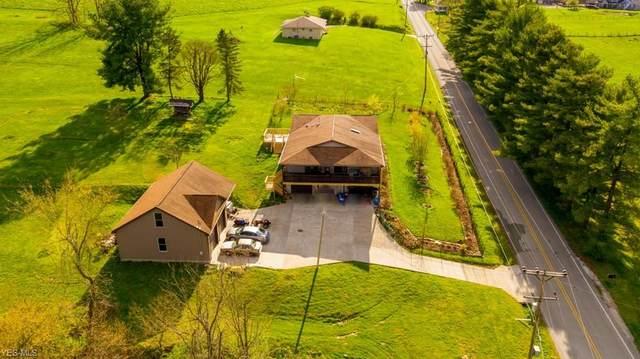 252 Eldersville Road, Burgettstown, PA 15021 (MLS #4191338) :: RE/MAX Valley Real Estate