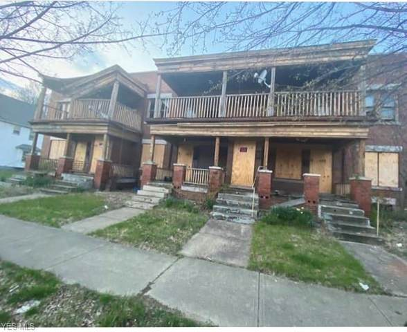 10601 Helena Avenue, Cleveland, OH 44108 (MLS #4191340) :: Tammy Grogan and Associates at Cutler Real Estate