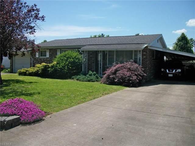 2413 Norris Avenue, Belpre, OH 45714 (MLS #4191353) :: RE/MAX Valley Real Estate