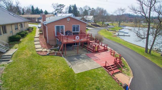 5943 W Shore Drive NW, Canton, OH 44718 (MLS #4191355) :: RE/MAX Edge Realty