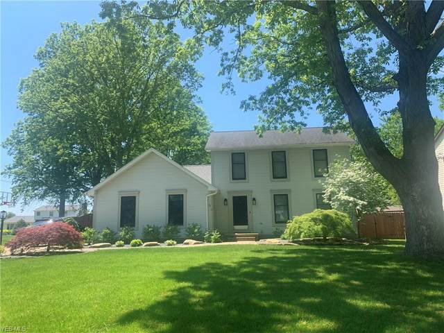 8350 Hilltop Drive, Poland, OH 44514 (MLS #4191367) :: The Holden Agency