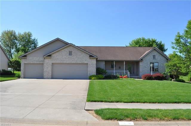 1442 Red Coach Street SE, North Canton, OH 44720 (MLS #4191369) :: RE/MAX Above Expectations