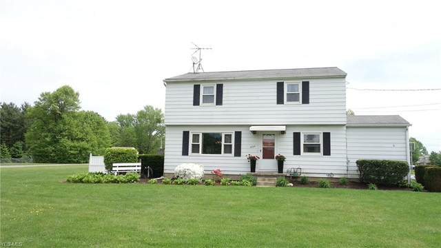 6009 Manchester Rd, New Franklin, OH 44319 (MLS #4191383) :: RE/MAX Trends Realty