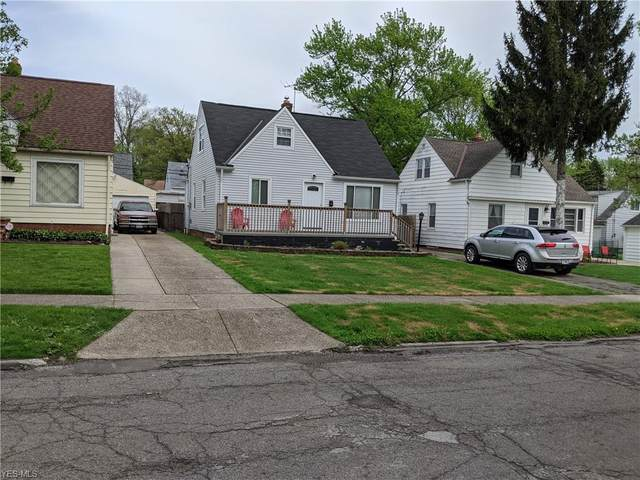 5559 Hollywood Avenue, Maple Heights, OH 44137 (MLS #4191399) :: RE/MAX Valley Real Estate