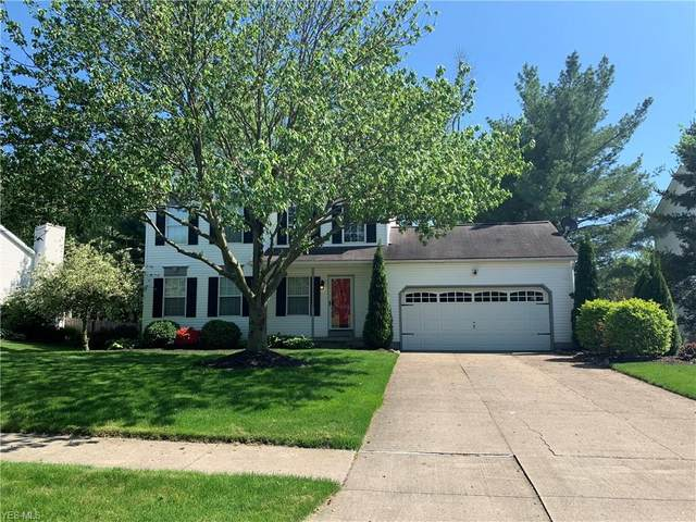 691 Woodcrest Drive, Wadsworth, OH 44281 (MLS #4191400) :: The Holden Agency