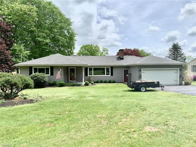 1308 Howell Avenue, East Palestine, OH 44413 (MLS #4191433) :: Tammy Grogan and Associates at Cutler Real Estate