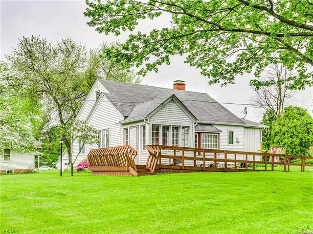 3831 Sweitzer Street NW, Uniontown, OH 44685 (MLS #4191548) :: RE/MAX Edge Realty