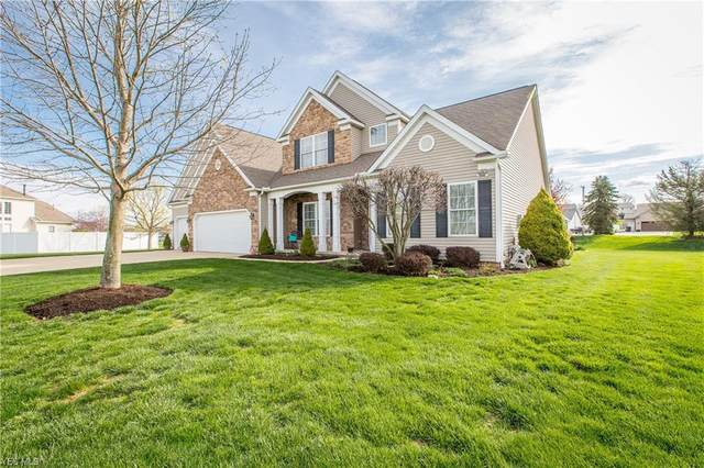 12330 Bridgemont Avenue NW, Uniontown, OH 44685 (MLS #4191629) :: RE/MAX Above Expectations