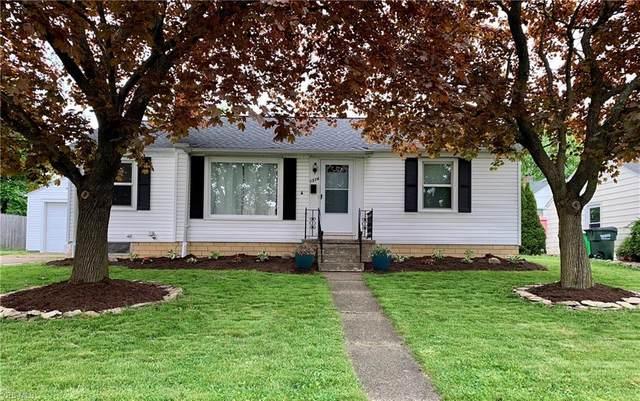 1314 3rd Street NE, Massillon, OH 44646 (MLS #4191635) :: RE/MAX Edge Realty