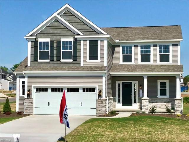 7920 Peddler Circle NE, Canton, OH 44721 (MLS #4191699) :: Tammy Grogan and Associates at Cutler Real Estate
