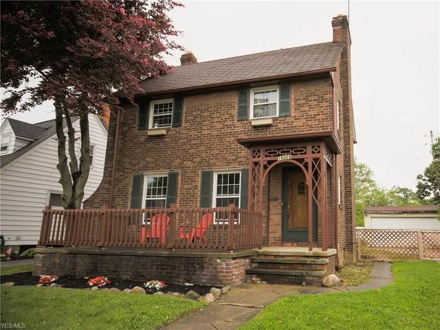 16009 Normandy Avenue, Cleveland, OH 44111 (MLS #4191748) :: The Holden Agency