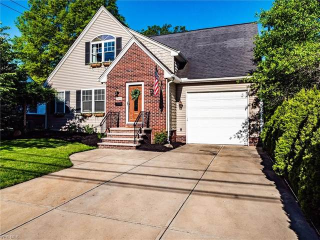 3440 Wooster Road, Rocky River, OH 44116 (MLS #4191825) :: The Holly Ritchie Team