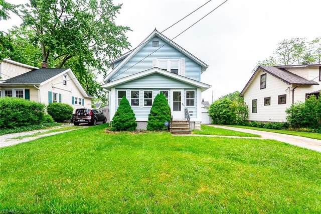 5115 Haverford Drive, Lyndhurst, OH 44124 (MLS #4191860) :: The Holly Ritchie Team