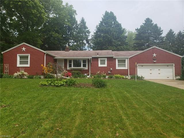 3115 N Jackson Boulevard, Uniontown, OH 44685 (MLS #4191875) :: RE/MAX Trends Realty