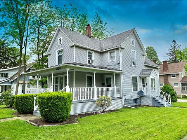 302 N Broadway Street, Medina, OH 44256 (MLS #4191876) :: The Holly Ritchie Team