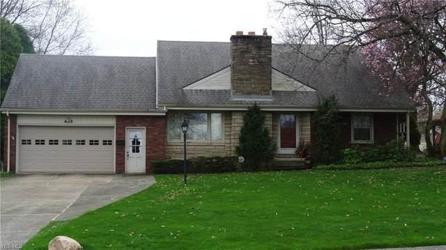 435 Wildwood Drive, Boardman, OH 44512 (MLS #4191964) :: RE/MAX Valley Real Estate