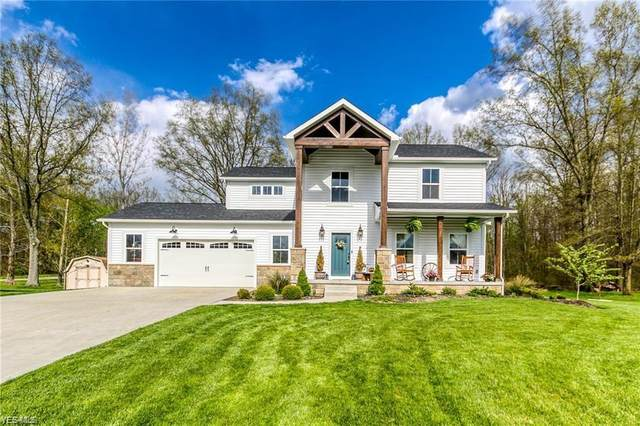 4396 Shannon Drive, Rootstown, OH 44272 (MLS #4191995) :: RE/MAX Trends Realty