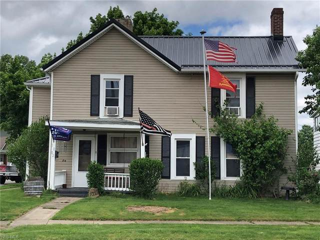 1002 Chestnut Street, Coshocton, OH 43812 (MLS #4192011) :: RE/MAX Valley Real Estate