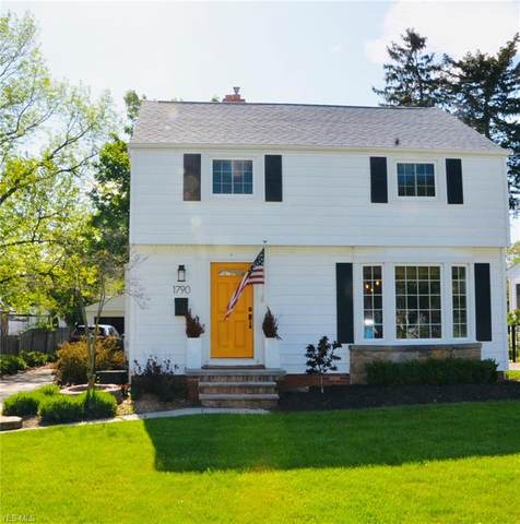 1790 Wright Avenue, Rocky River, OH 44116 (MLS #4192030) :: The Holly Ritchie Team