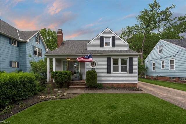 1347 Churchill Road, Lyndhurst, OH 44124 (MLS #4192118) :: The Holly Ritchie Team