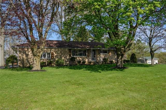 6877 Glenmere Avenue NE, Canton, OH 44721 (MLS #4192119) :: The Holly Ritchie Team