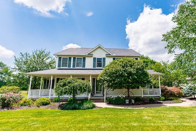 1315 S Marion Avenue, Louisville, OH 44641 (MLS #4192130) :: RE/MAX Edge Realty