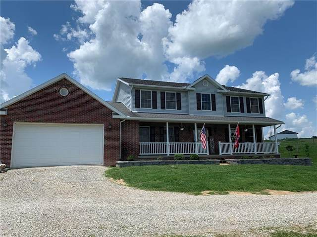 71990 Henderson Ridge Road, St. Clairsville, OH 43950 (MLS #4192135) :: The Art of Real Estate