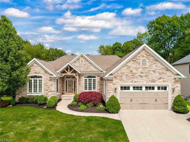 930 Duck Hollow Circle, North Canton, OH 44720 (MLS #4192145) :: The Holden Agency