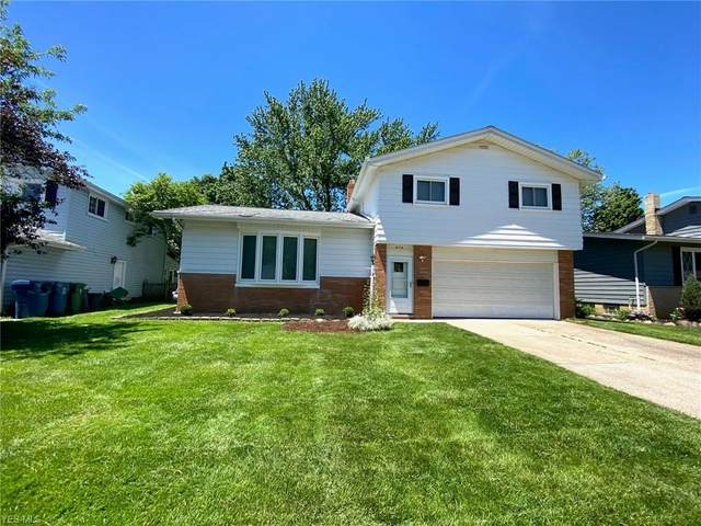 6774 Brandywine Road, Parma Heights, OH 44130 (MLS #4192178) :: The Holly Ritchie Team