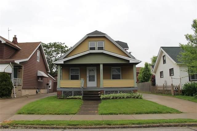3945 E 41st Street, Newburgh Heights, OH 44105 (MLS #4192198) :: Tammy Grogan and Associates at Cutler Real Estate