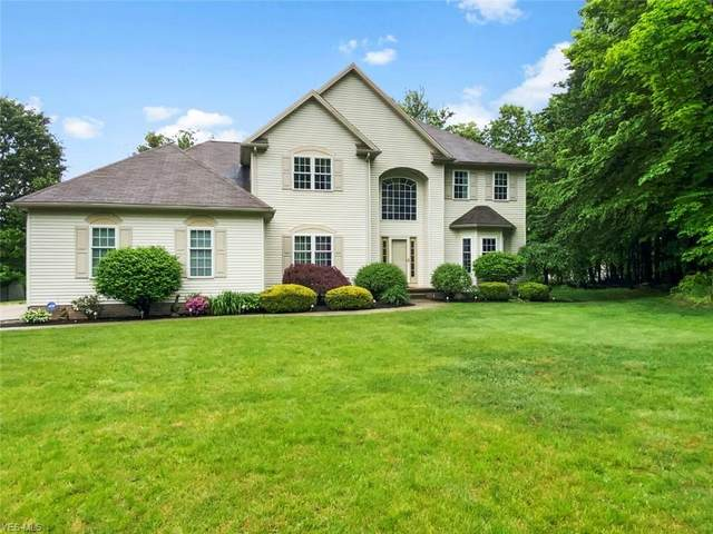 723 Saddlebrook Drive, Youngstown, OH 44512 (MLS #4192210) :: The Holly Ritchie Team