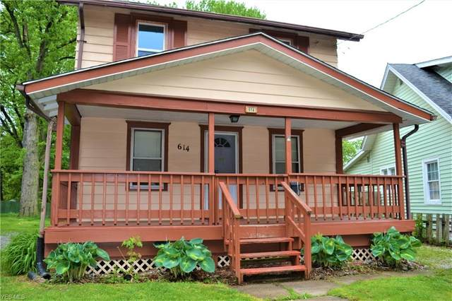 614 Hallie Avenue, Akron, OH 44305 (MLS #4192249) :: RE/MAX Edge Realty