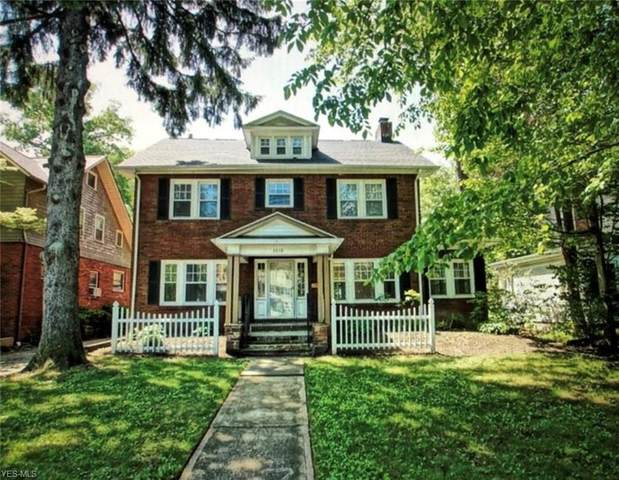 3010 Washington Boulevard, Cleveland Heights, OH 44118 (MLS #4192304) :: The Holden Agency