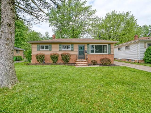 484 Belle Avenue, Bedford, OH 44146 (MLS #4192318) :: The Crockett Team, Howard Hanna