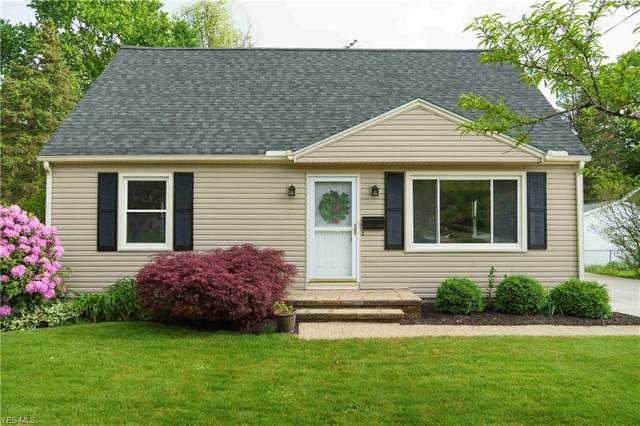 3953 Highland Drive, Mogadore, OH 44260 (MLS #4192325) :: RE/MAX Above Expectations
