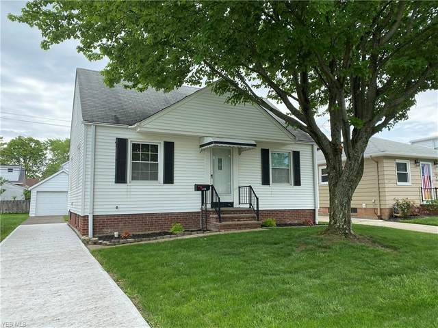 1557 Woodhurst Avenue, Cleveland, OH 44124 (MLS #4192417) :: RE/MAX Trends Realty