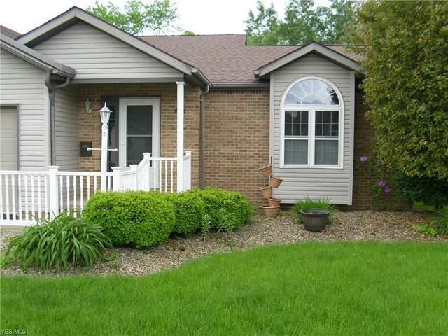 1432 Surrey Pointe Circle SE, Warren, OH 44484 (MLS #4192445) :: The Holly Ritchie Team