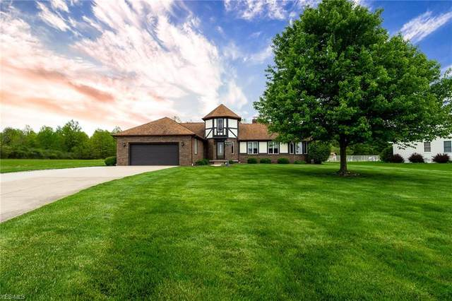 6629 S Palmyra Road, Canfield, OH 44406 (MLS #4192477) :: The Holly Ritchie Team