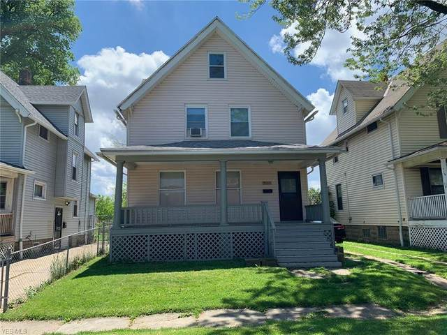 9003 Willard Avenue, Cleveland, OH 44102 (MLS #4192492) :: The Holly Ritchie Team