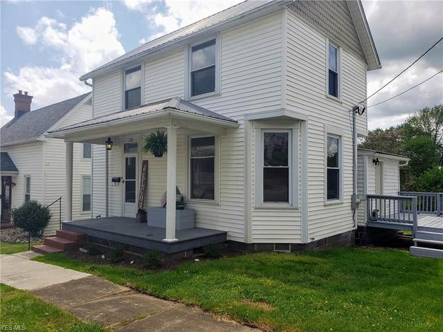 112 Ohio Street, Barnesville, OH 43713 (MLS #4192506) :: Tammy Grogan and Associates at Cutler Real Estate