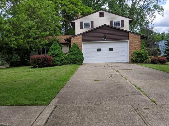 1645 Belfair Drive, Twinsburg, OH 44087 (MLS #4192507) :: RE/MAX Trends Realty
