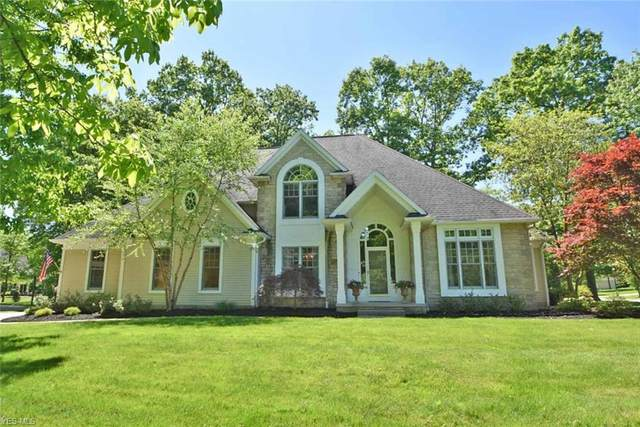 98 Steepleview Drive, Hudson, OH 44236 (MLS #4192549) :: The Holly Ritchie Team
