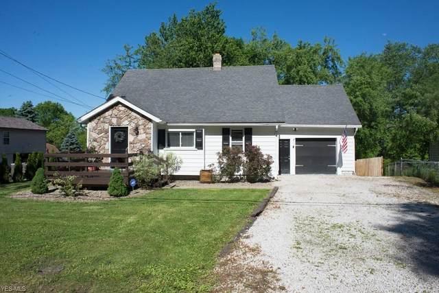 264 N Thomas Road, Tallmadge, OH 44278 (MLS #4192571) :: The Crockett Team, Howard Hanna