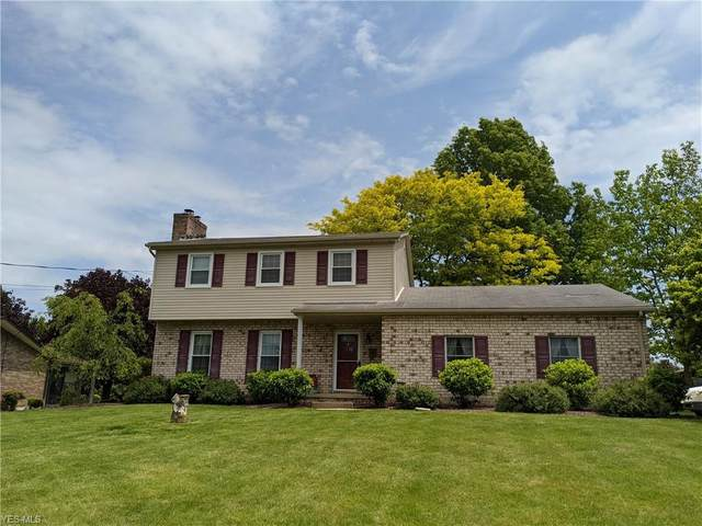 28 Creed Circle, Campbell, OH 44405 (MLS #4192586) :: The Holly Ritchie Team