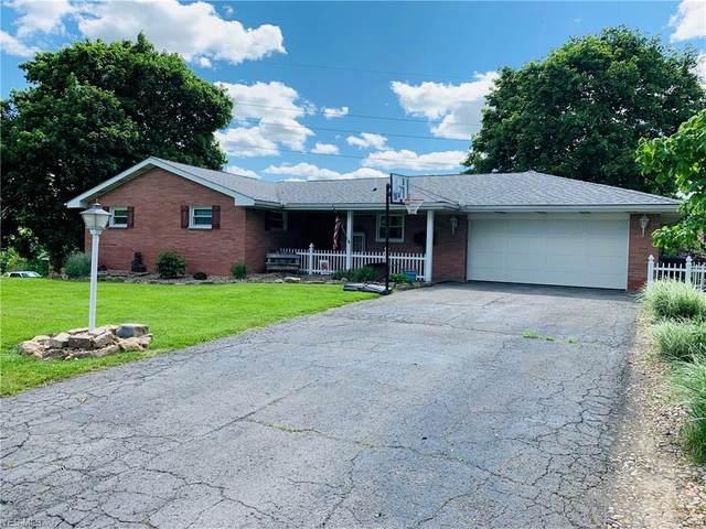 865 Efts Lane, Steubenville, OH 43953 (MLS #4192597) :: The Holden Agency